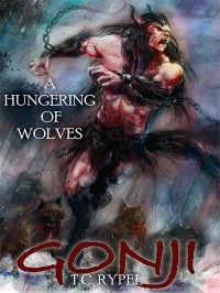 Gonji: A Hungering of Wolves cover - click to view full size