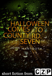 Halloween Comes to County Rd. Seven cover - click to view full size