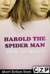 Harold the Spider Man cover - click to view full size