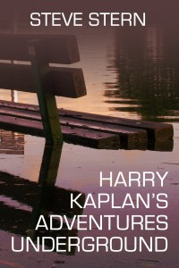 Harry Kaplan's Adventures Underground cover - click to view full size