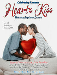 Heart's Kiss: Issue 13, February-March 2019: Featuring Stephanie Laurens cover - click to view full size