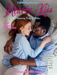 Heart's Kiss: Issue 17, October-November 2019 cover - click to view full size
