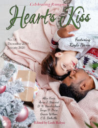 Heart's Kiss: Issue 18, December 2019-January 2020 cover - click to view full size