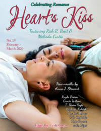 Heart's Kiss: Issue 19, February-March 2020 cover - click to view full size