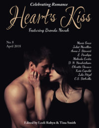 Heart's Kiss Magazine: Issue 8, April 2018 cover - click to view full size