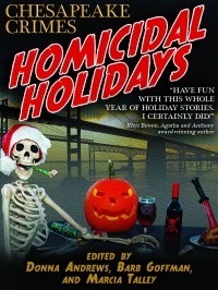 Homicidal Holidays cover - click to view full size