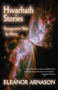 Hwarhath Stories: Transgressive Tales by Aliens cover - click to view full size