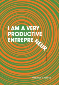 I Am a Very Productive Entrepreneur cover - click to view full size