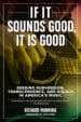 If It Sounds Good, It Is Good