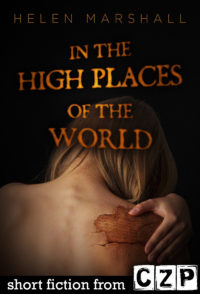In the High Places of the World cover - click to view full size