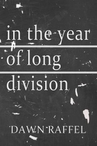In the Year of Long Division cover - click to view full size
