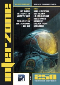 Interzone 250 cover - click to view full size
