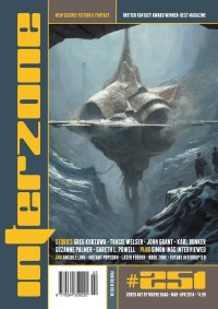 Interzone #251 cover - click to view full size
