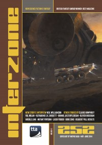 Interzone #252 cover - click to view full size