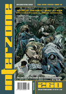 Interzone #260 cover - click to view full size