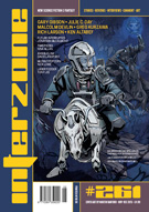 Interzone #261 cover - click to view full size
