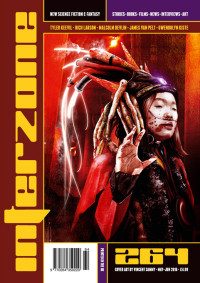 Interzone #264 cover - click to view full size