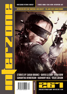 Interzone #267 cover - click to view full size