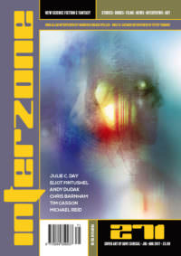 Interzone #271 cover - click to view full size