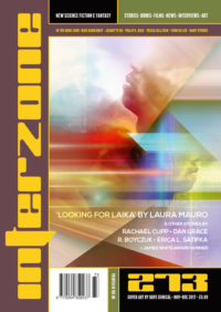 Interzone #273 cover - click to view full size