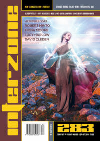 Interzone #283 cover - click to view full size