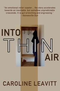 Into Thin Air cover - click to view full size