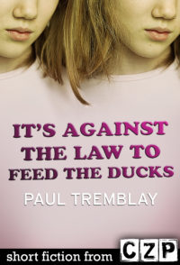 It's Against the Law to Feed the Ducks cover - click to view full size