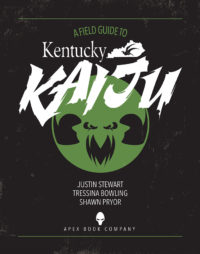 Kentucky Kaiju cover - click to view full size