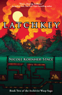 Latchkey Preorder cover - click to view full size