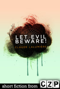 Let Evil Beware! cover - click to view full size
