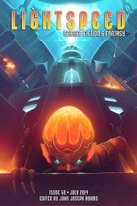 Lightspeed Magazine Issue 50 cover - click to view full size