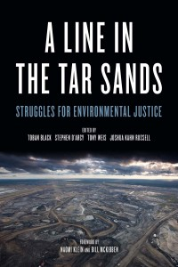 Line in the Tar Sands cover - click to view full size