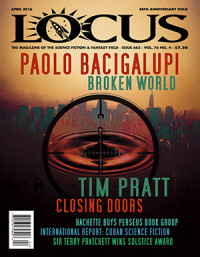 Locus April 2016 (#663) cover - click to view full size