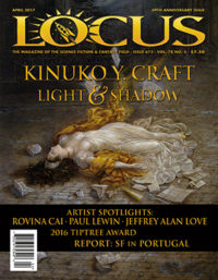 Locus April 2017 (#675) cover - click to view full size
