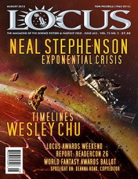 Locus August 2015 (#655) cover - click to view full size