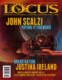 Locus August 2017 (#679) cover - click to view full size