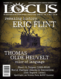 Locus December 2016 (#671) cover - click to view full size