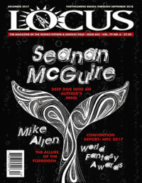 Locus December 2017 (#683) cover - click to view full size