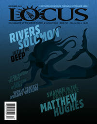 Locus December 2019 (#707) cover - click to view full size
