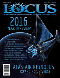 Locus February 2017 (#673) cover - click to view full size