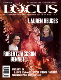 Locus January 2015 (#648) cover - click to view full size