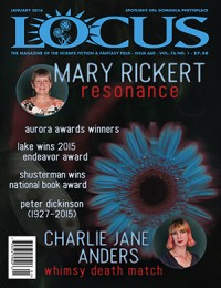 Locus January 2015 (#660) cover - click to view full size