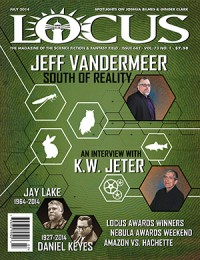 Locus July 2014 (#642) cover - click to view full size