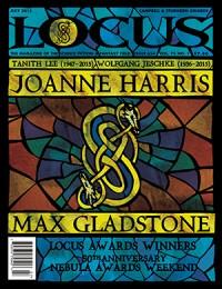 Locus July 2015 (#654) cover