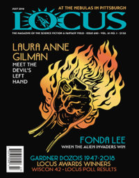 Locus July 2018 (#690) cover - click to view full size