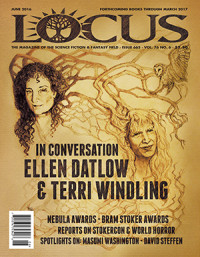Locus June 2016 (#665) cover - click to view full size