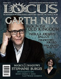 Locus March 2015 (#650) cover - click to view full size