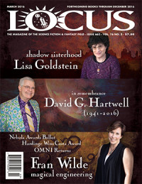 Locus March 2016 (#662) cover - click to view full size