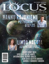 Locus November 2014 (#646) cover - click to view full size