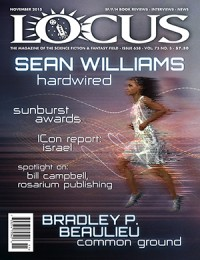 Locus November 2015 (#658) cover - click to view full size